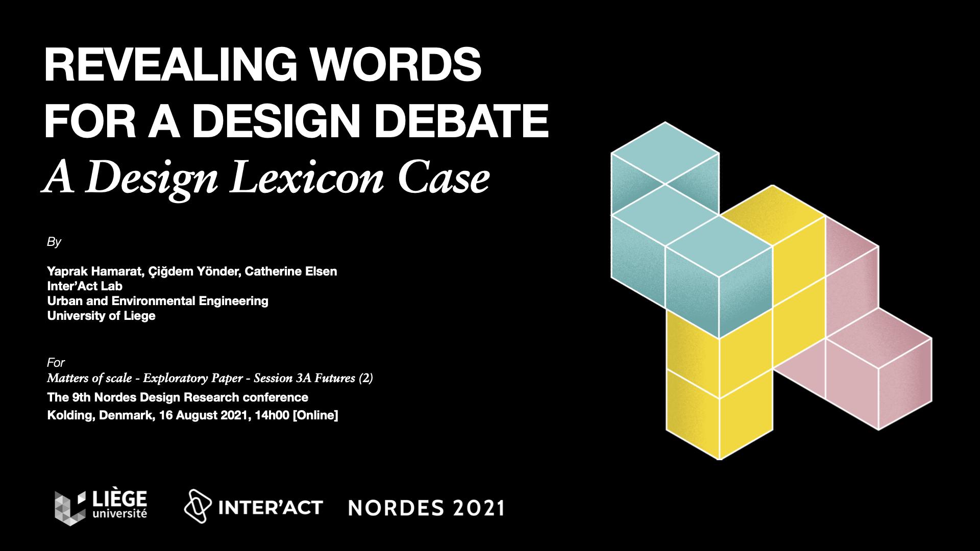 Nordes_Hamarat_Design_Lexicon